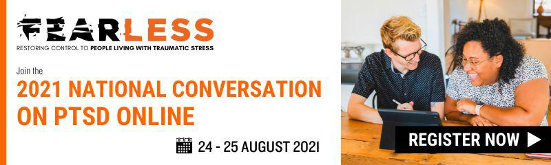 FearLess National Conversation on PTSD 2021