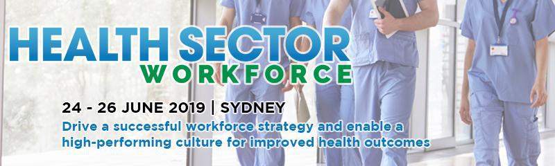 Health Sector Workforce 2019 Conference