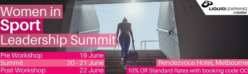 Women in Sport Business Leadership Summit