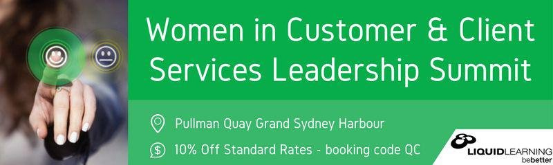 Women in Customer & Client Services Leadership Summit